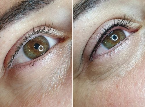 eyeliner tattoo2 result eyelash extensions near me lash microblading brows cosmetic tattooing eyebrow bar semi permanent eyeliner tattoo microblading surry hills paddington sydney salon