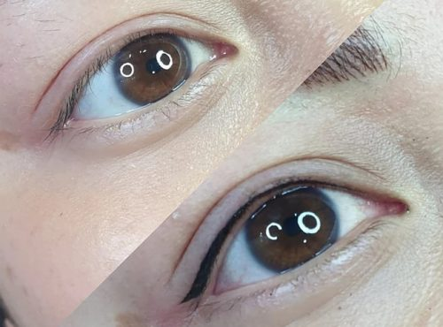 eyeliner tattoo3 result eyelash extensions near me lash microblading brows cosmetic tattooing eyebrow bar semi permanent eyeliner tattoo microblading surry hills paddington sydney salon