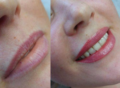 lip tattoo10 result