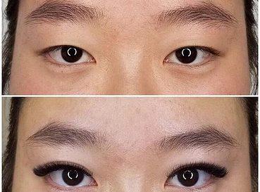mega volume set13 result eyelash extensions near me lash microblading brows cosmetic tattooing eyebrow bar semi permanent eyeliner tattoo microblading surry hills paddington sydney salon