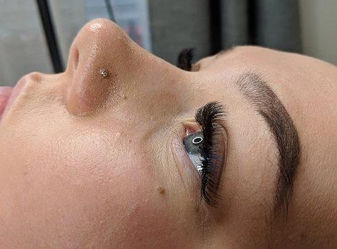 mega volume set1 result eyelash extensions near me lash microblading brows cosmetic tattooing eyebrow bar semi permanent eyeliner tattoo microblading surry hills paddington sydney salon