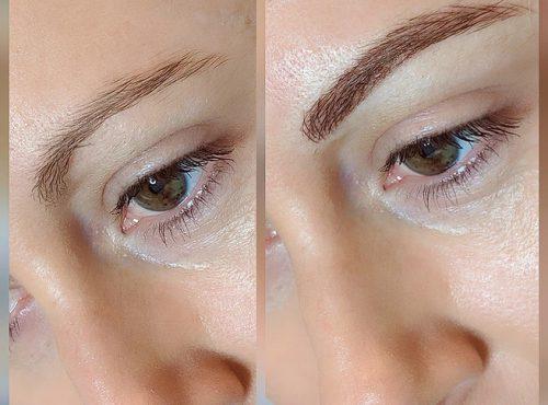 microblading20 result microblading brows cosmetic tattooing eyebrow bar semi permanent eyeliner tattoo eyelash extensions near me microblading surry hills paddington sydney salon