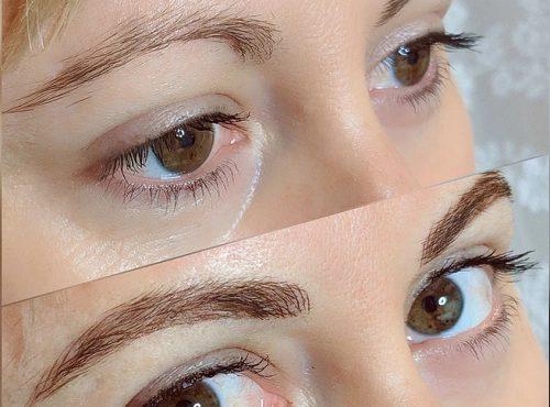 microblading21 result microblading brows cosmetic tattooing eyebrow bar semi permanent eyeliner tattoo eyelash extensions near me microblading surry hills paddington sydney salon