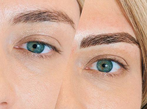 microblading22 result microblading brows cosmetic tattooing eyebrow bar semi permanent eyeliner tattoo eyelash extensions near me microblading surry hills paddington sydney salon