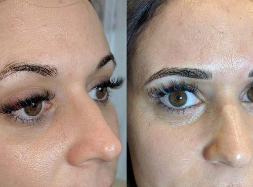 microblading26 result microblading brows cosmetic tattooing eyebrow bar semi permanent eyeliner tattoo eyelash extensions near me microblading surry hills paddington sydney salon