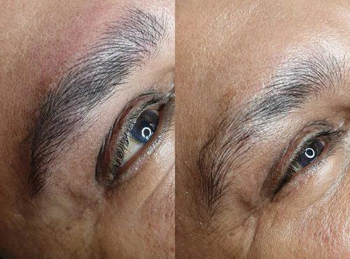 microblading28 result microblading brows cosmetic tattooing eyebrow bar semi permanent eyeliner tattoo eyelash extensions near me microblading surry hills paddington sydney salon