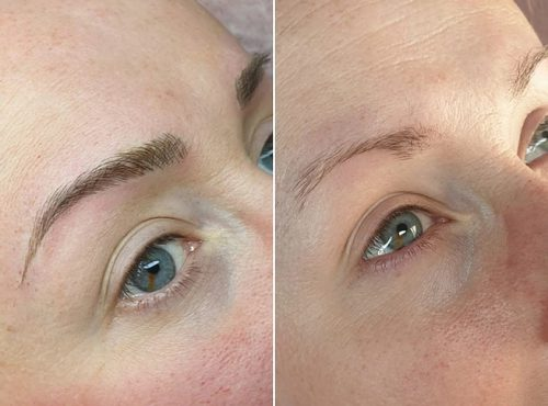 microblading31 result microblading brows cosmetic tattooing eyebrow bar semi permanent eyeliner tattoo eyelash extensions near me microblading surry hills paddington sydney salon