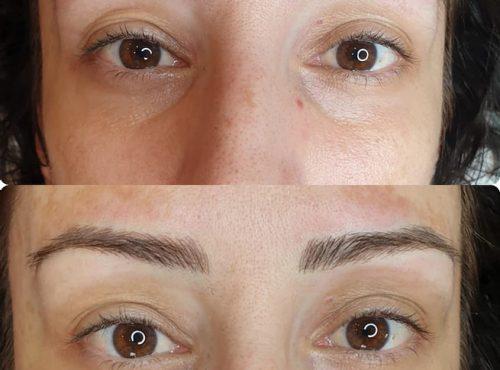 microblading36 result microblading brows cosmetic tattooing eyebrow bar semi permanent eyeliner tattoo eyelash extensions near me microblading surry hills paddington sydney salon