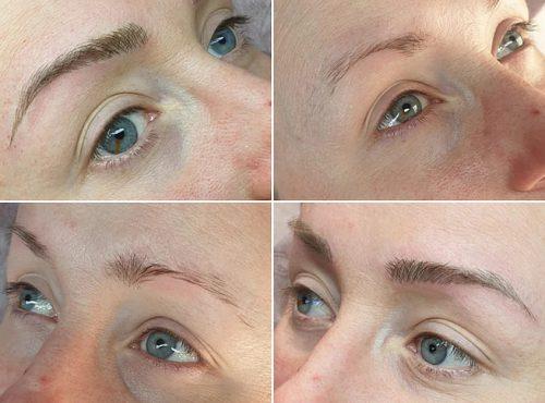 microblading5 result microblading brows cosmetic tattooing eyebrow bar semi permanent eyeliner tattoo eyelash extensions near me microblading surry hills paddington sydney salon