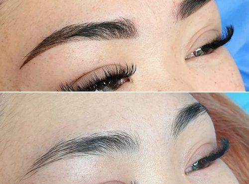 powder fill2 result eyelash extensions near me lash microblading brows cosmetic tattooing eyebrow bar semi permanent eyeliner tattoo microblading surry hills paddington sydney salon