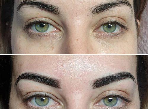 powder fill3 result eyelash extensions near me lash microblading brows cosmetic tattooing eyebrow bar semi permanent eyeliner tattoo microblading surry hills paddington sydney salon
