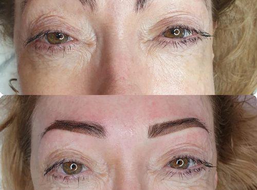 powder fill4 result eyelash extensions near me lash microblading brows cosmetic tattooing eyebrow bar semi permanent eyeliner tattoo microblading surry hills paddington sydney salon