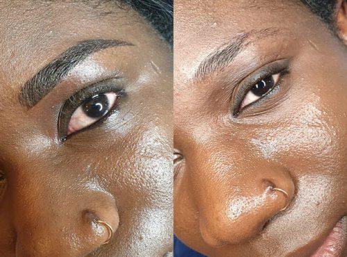 powder fill6 result eyelash extensions near me lash microblading brows cosmetic tattooing eyebrow bar semi permanent eyeliner tattoo microblading surry hills paddington sydney salon